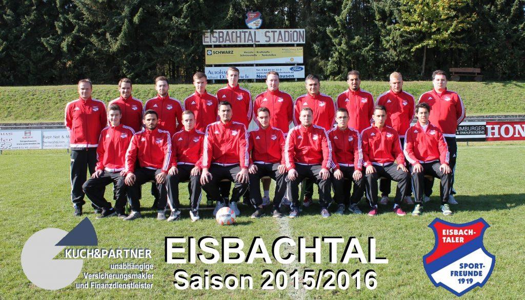 Sportfreunde Eisbachtal, zweite Mannschaft, Saison 2016/2017
