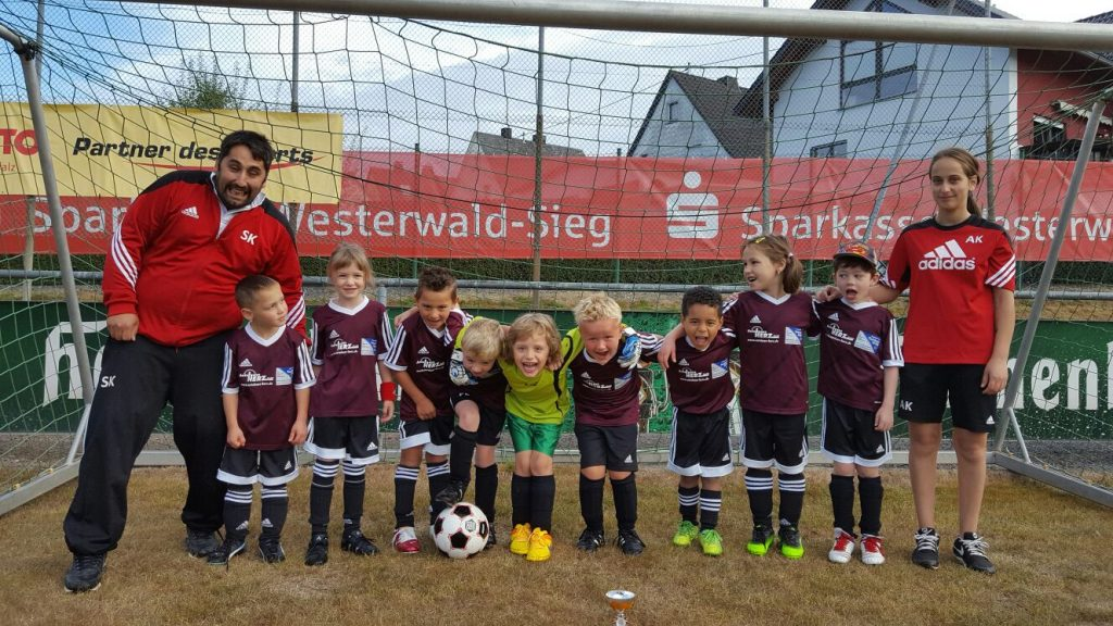 Bambini der Sportfreunde Eisbachtal Saison 2016/2017