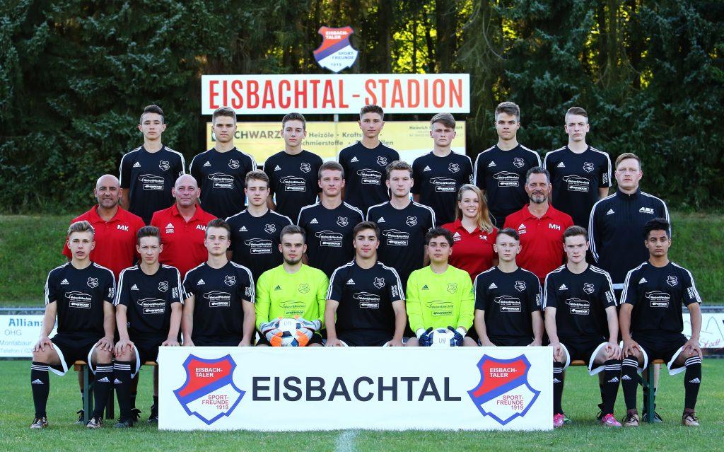 Sportfreunde-Eisbachtal B1-Jugend (U17) Regionalliga Südwest Saison 2016/2017