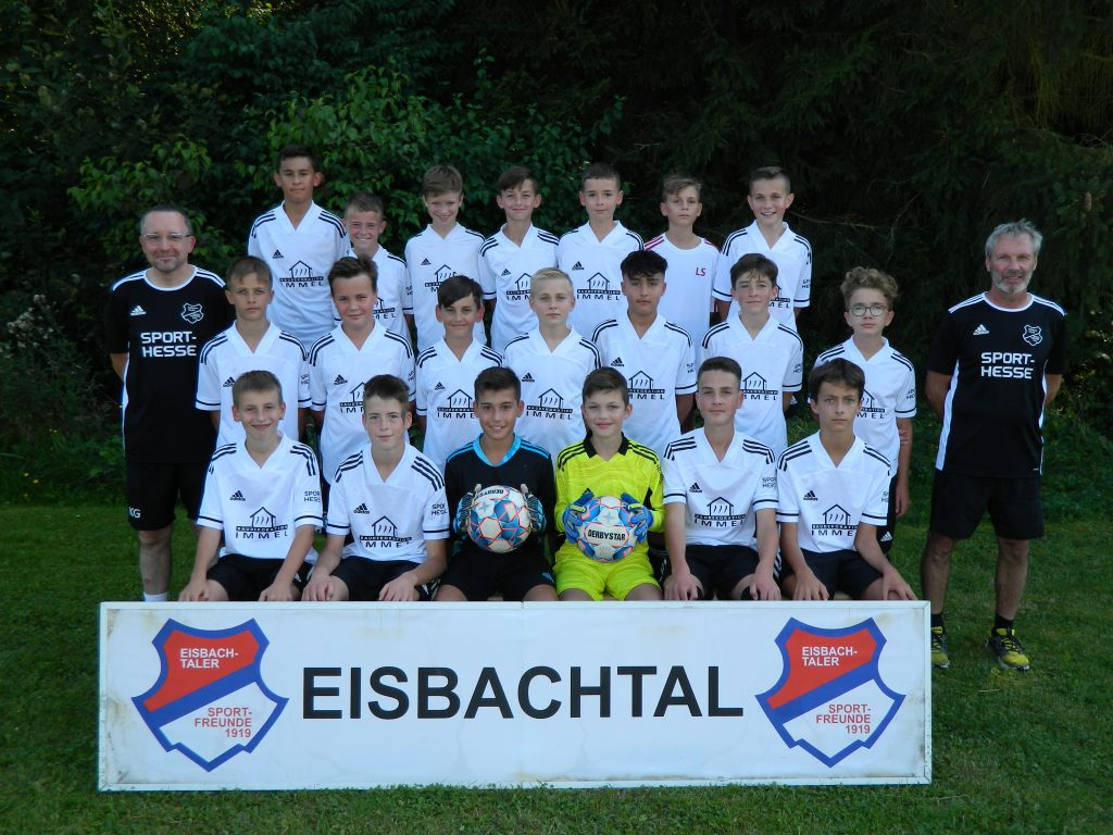 U13 Sportfreunde Eisbachtal 20221/2022