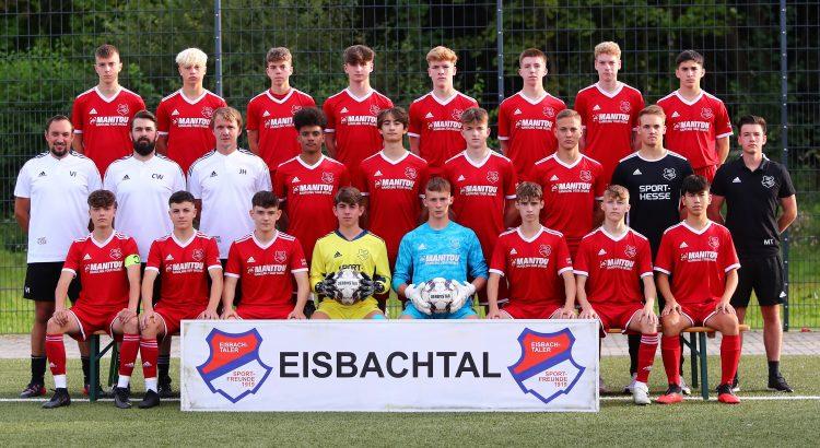 U17 Sportfreunde-Eisbachtal Saison 2021/2022