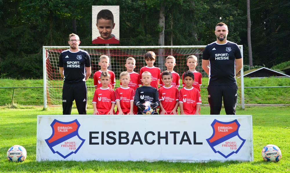 U8 Sportfreunde Eisbachtal 2021/2022